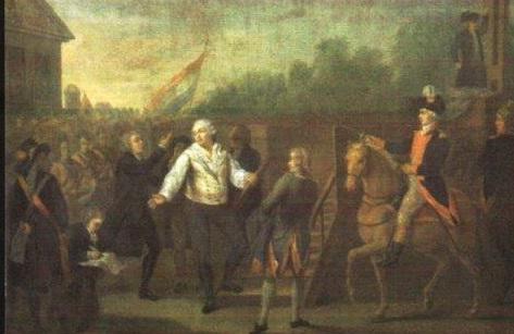 En 2019, Lyon se recueille en mémoire du Roi Louis XVI