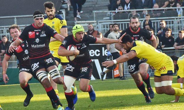 LOU Rugby – Clermont. Les Lyonnais sur le podium !