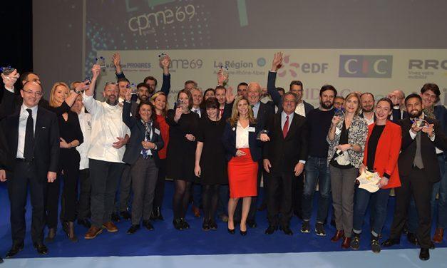 Fête de l'entreprise 2019. François Turcas félicite les « entreprises courageuses et ambitieuses »