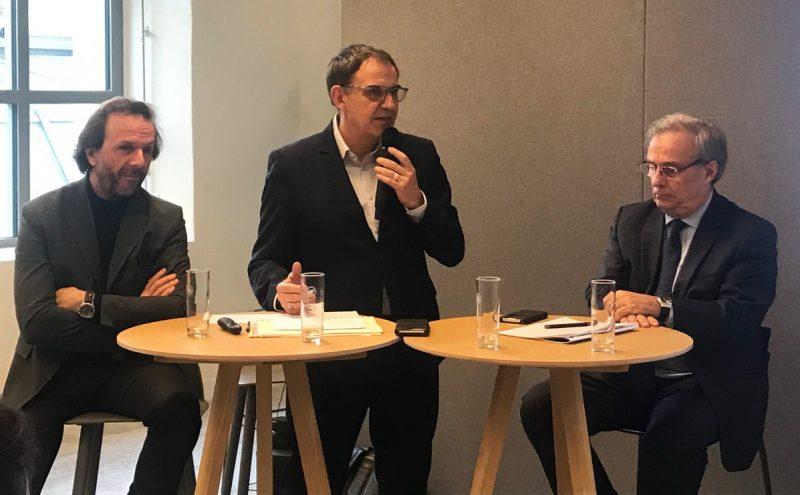 Bilan 2018 de l'Aderly. +12,5% d'entreprises implantées à Lyon