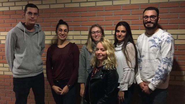 IDRAC. Le beau projet caritatif de six étudiants en faveur des enfants malades