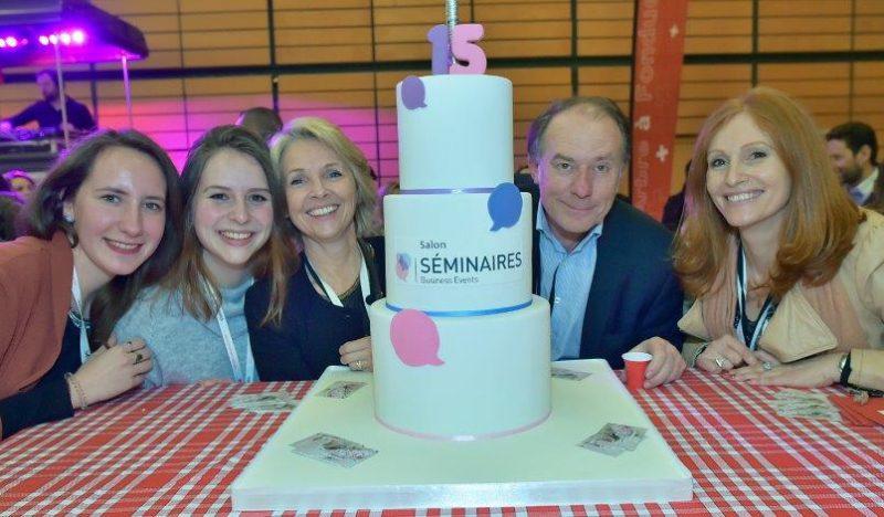 Séminaires Business Events fête ses 16 ans