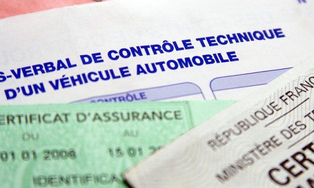 La carte de France des prix de l'assurance auto
