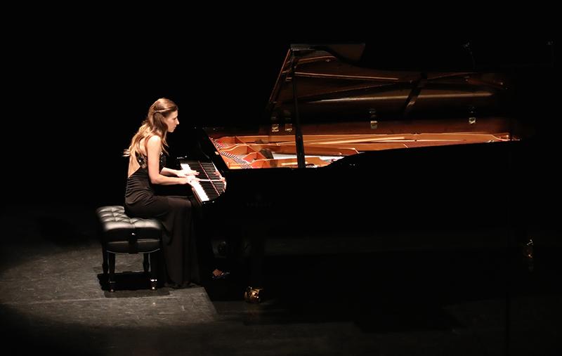 Concours international de Piano 2019. Saint-Priest ressort ses classiques
