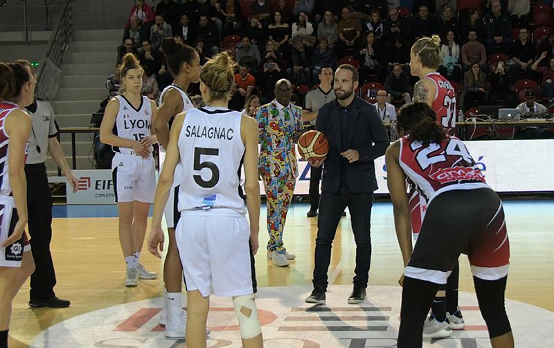 Lyon ASVEL Féminin – Girona. Dans l'antre des Lionnes