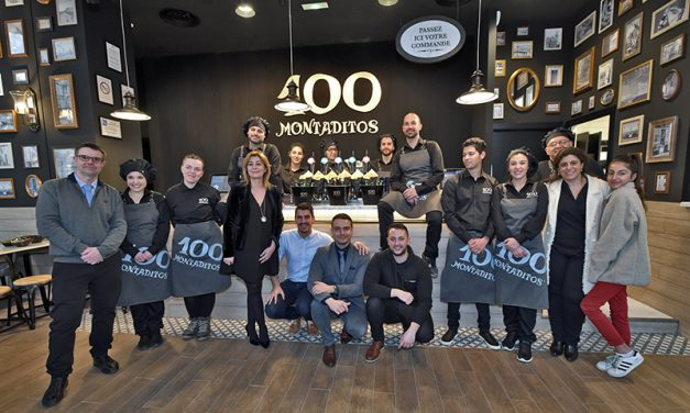 100 Montaditos. Villeurbanne se joint au club… tapas