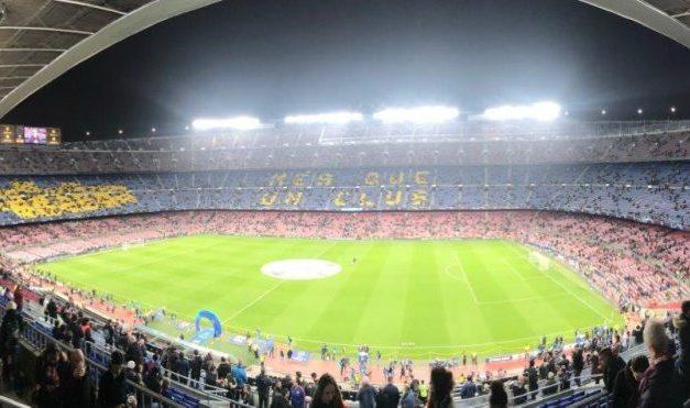 Barcelone 5 – OL 1. Douche froide pour VIP lyonnais en goguette