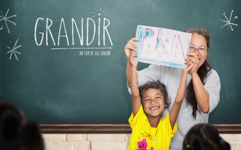Pour ses 60 ans, l'association Enfants du Mékong projette son film « Grandir »