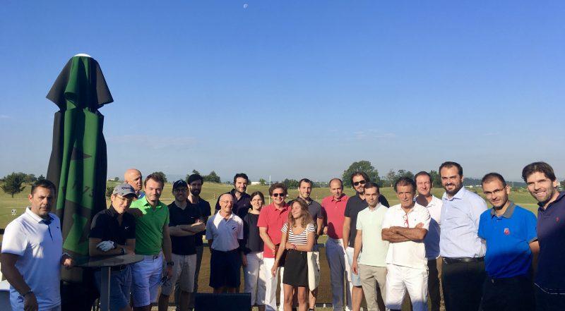 Pour sa 2ème édition, la Monster startup Golf Cup veut faire son trou à Lyon