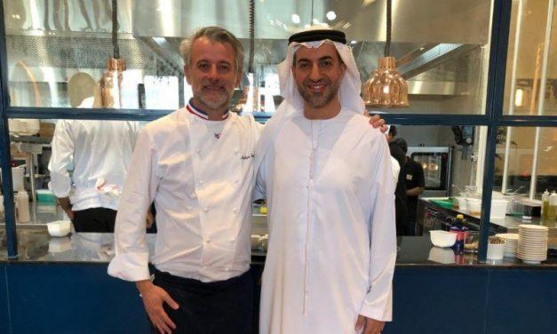 Rue Royale. Mathieu Viannay inaugure son restaurant à Dubaï