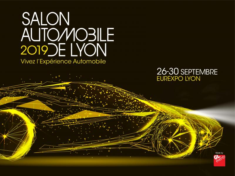 Le Salon Automobile de Lyon enclenche la 3ème