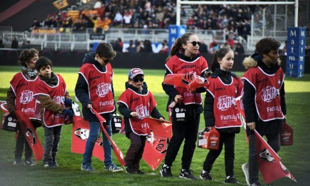 Les tribunes VIP de LOU Rugby – Perpignan