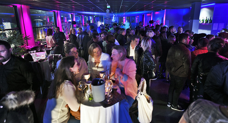 Yacht Club Saint Germain. Opening du BPM Lounge