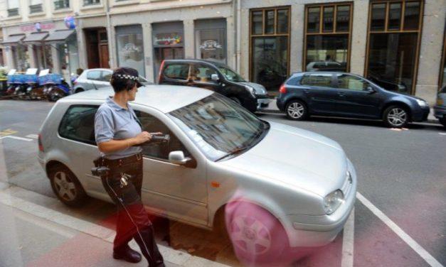Lyon. Stationnement gratuit pour les véhicules électriques