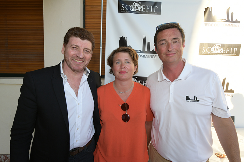 1er trophée de golf Régie du Commerce – SOGEFIP