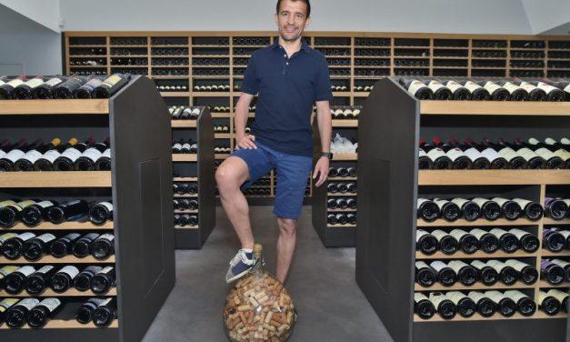 Du foot au vin, Eric, une Carrière bien remplie