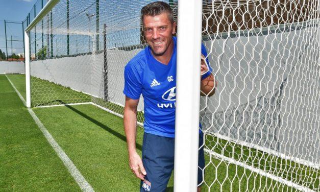 Gregory Coupet. Dans la cage à Lyon