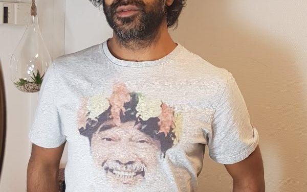 Vikash Dhorasoo. Une grosse tête bien faite