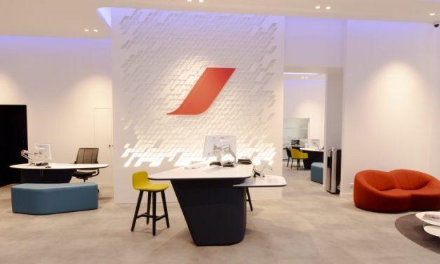 Air France. Un nouveau concept d'agence atterrit à Lyon