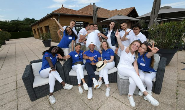 Le 32ème trophée de Golf IDRAC fédère son Petit Monde