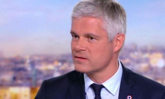 Démission de Laurent Wauquiez. La presse se déchaine…
