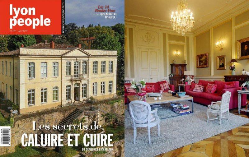 Lyon People présente « Les secrets de Caluire »