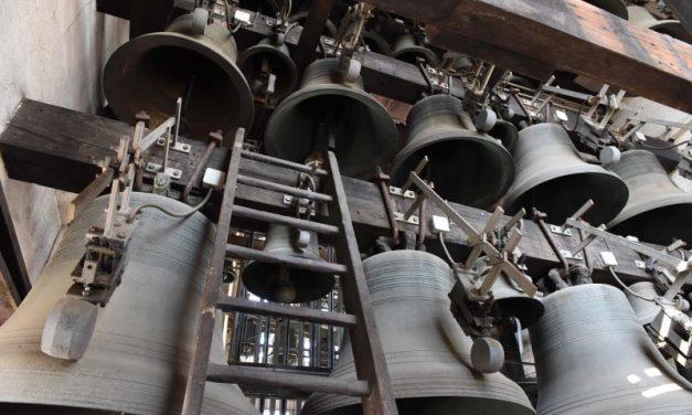 Carillon de l'hôtel de ville. Depuis un siècle, le même son de cloche !