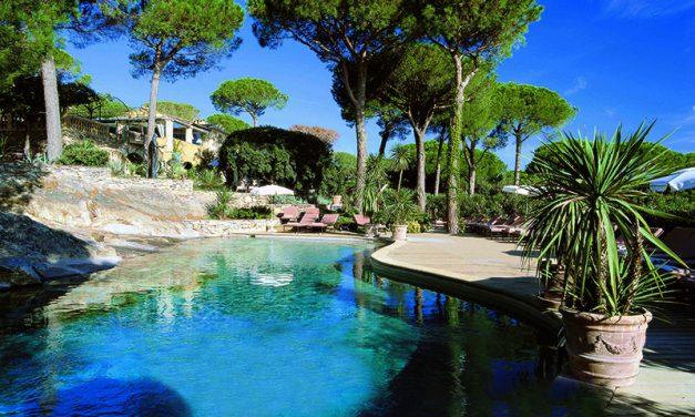 Villa Marie à Saint-Tropez. Romantic Riviera
