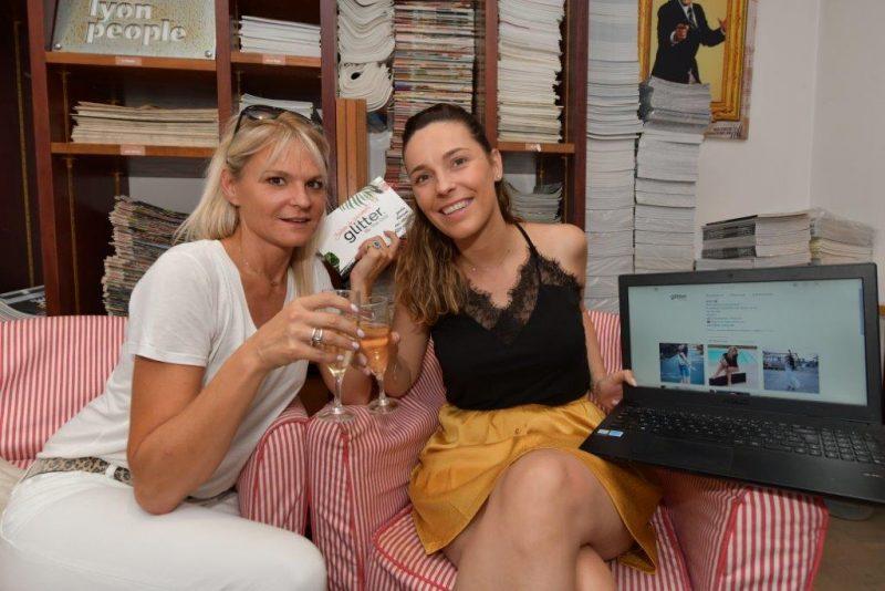 Mode féminine en ligne. Le total look des Lyonnaises de Glitter