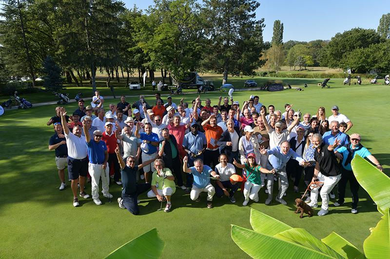 Golf Club de Lyon. Le Trophée du Tourisme d'Affaires au zénith