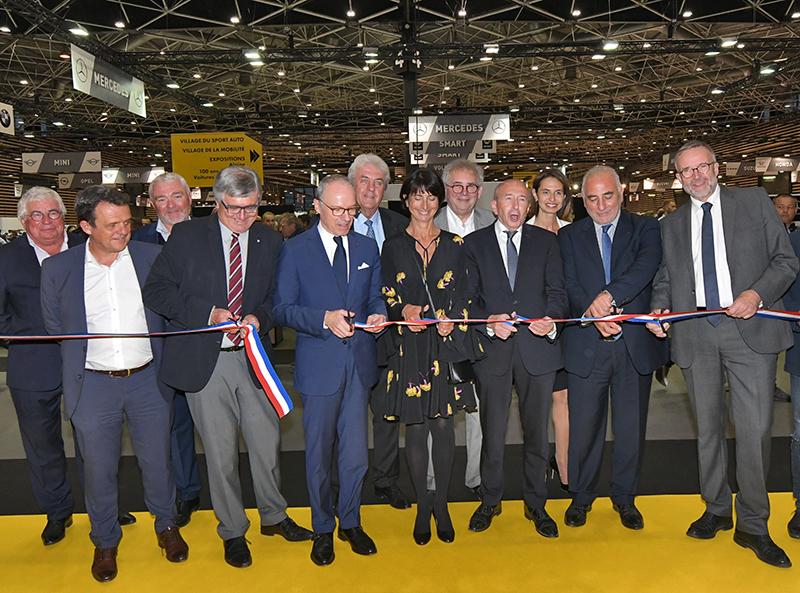 Salon de l'Automobile de Lyon 2019. L'avant-première VIP