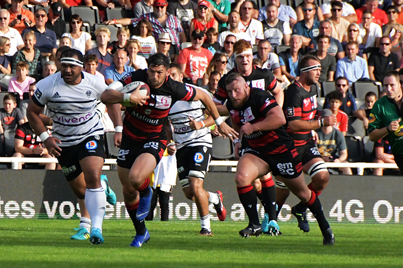LOU Rugby – Brive. Les Lyonnais sans pitié avec les Brivistes