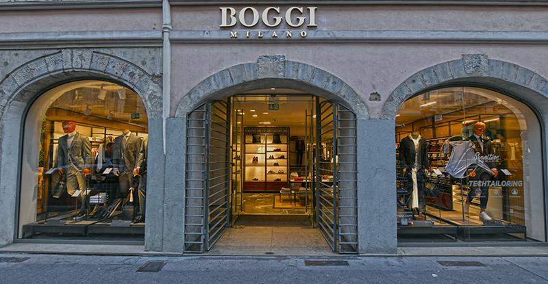 Inauguration Boggi Milano La Classe A L Italienne Pour Lyon