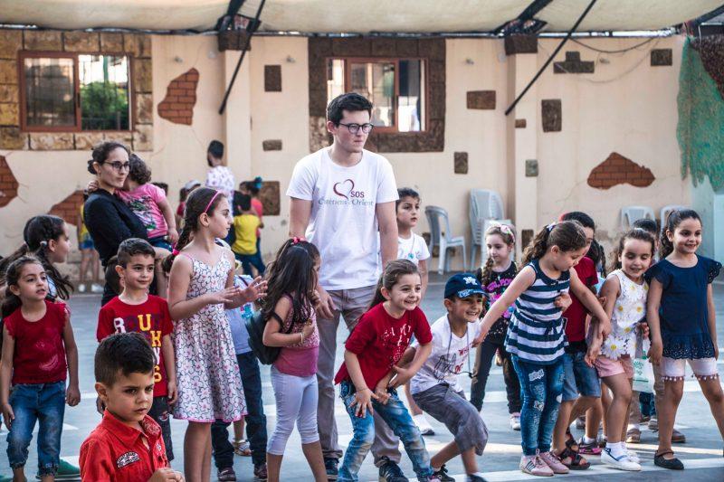 SOS Chrétiens d'Orient. La triste reculade de Laurent Wauquiez