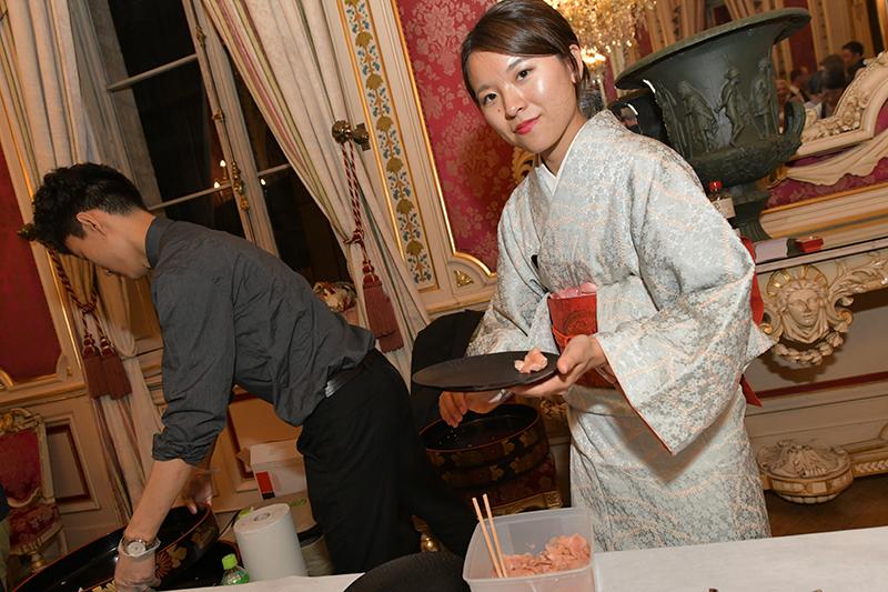 Yoshiharu Doï. Le chef de la gastronomie japonaise en terre lyonnaise