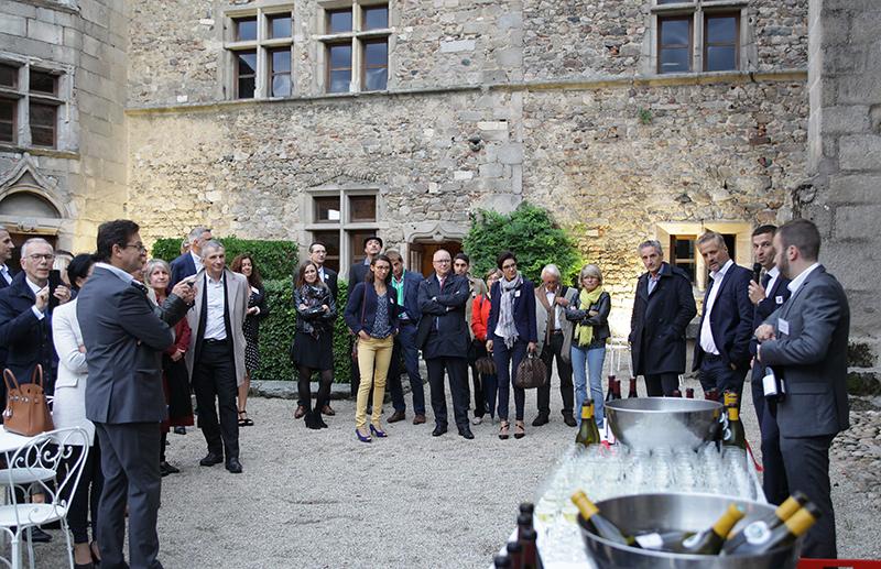 Banque Palatine. Wine and Jazz au Prieuré de Taluyers