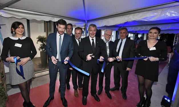Inauguration. Citya Barioz Immobilier fait le siège de Confluence