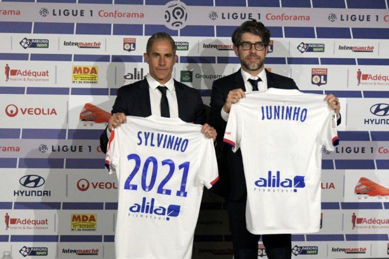 Olympique Lyonnais. Sylvinho fait ses valises