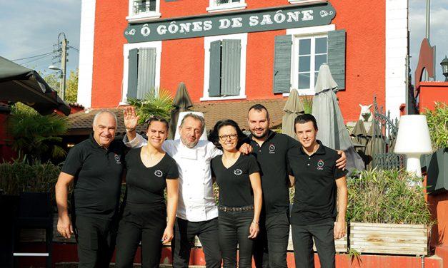 La semaine du goût s'arrête chez O Gones de Saône