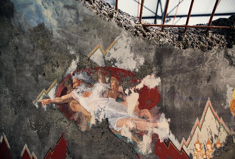 Biennale d'art contemporain de Lyon 2019. Visite privée avec la Foncière Cardinal