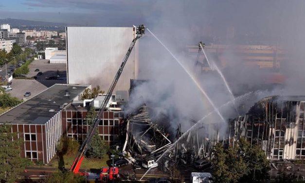 Incendie du Bel Air Camp. Le message d'espoir de Didier Caudard-Breille