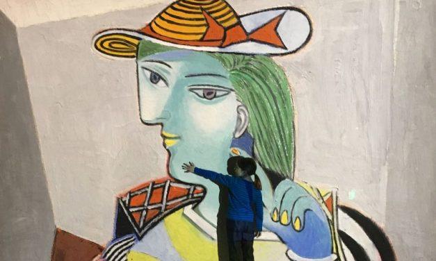 La Sucrière. Picasso débarque à la Confluence