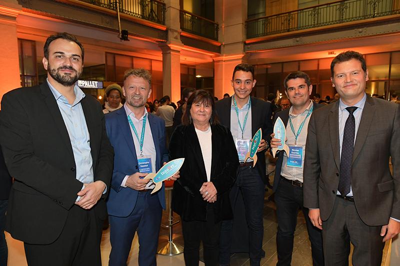 Innover dans un monde qui bouge. CIC Lyonnaise de Banque consacre les start-uppers