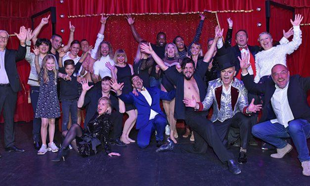 Les personnalités lyonnaises font leur Cirque pour Docteur Clown