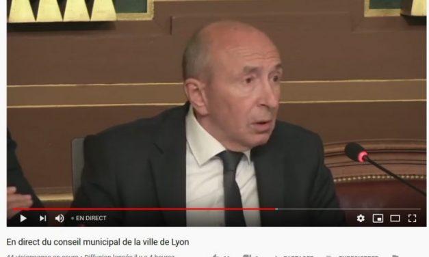 Affaire Meriem Nouri. Un conseil municipal horribilis pour Gérard Collomb