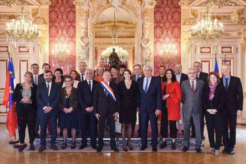 Conseil municipal de Lyon. Les soutiens de David Kimelfeld font sécession