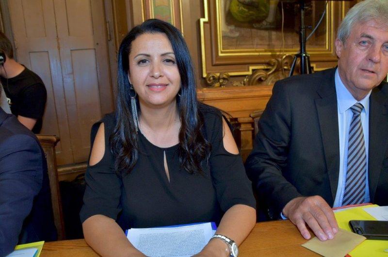 Fouziya Bouzerda. Ses pôles d'incompétence à la Ville de Lyon et aux TCL