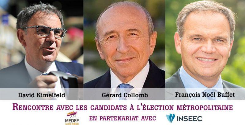 Municipales Lyon 2020. Le grand oral des candidats devant les entrepreneurs MEDEF