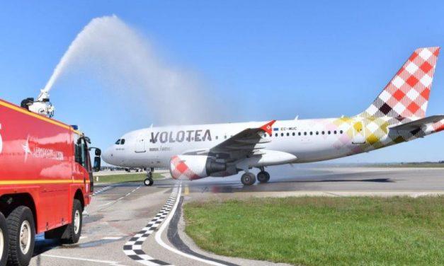 Pour Volotea, s'installer à Lyon, c'est la base !