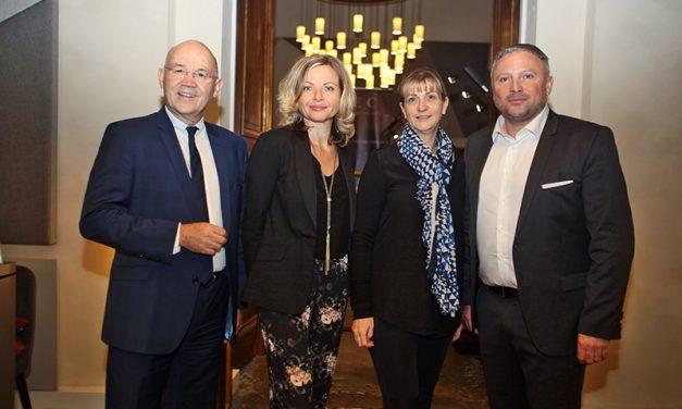 Executive Club IGS. La Soirée des partenaires 2019